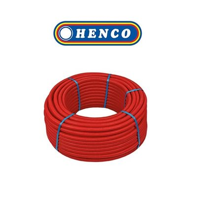 HENCO meerlagenbuis RIXc met mantel 20x2mm 100M ROOD