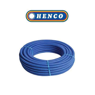HENCO meerlagenbuis RIXc met mantel 16x2mm 100M BLAUW