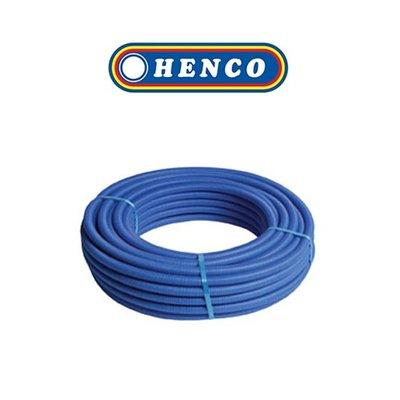 HENCO meerlagenbuis RIXc met mantel 20x2mm 100M BLAUW
