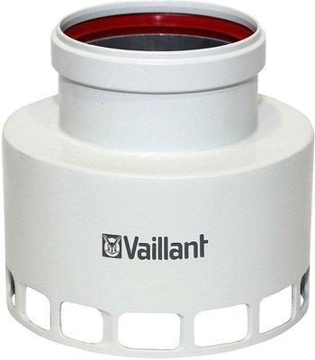 Vaillant adaptor 60/100 => 80mm