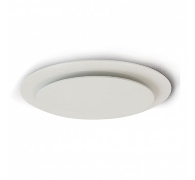 VASCO plafond-of wand ventiel design luxe rond