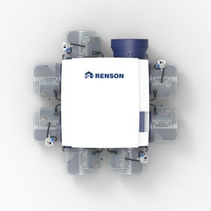 Renson C+ kit Healthbox 3.0